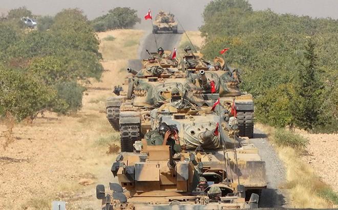 Thổ Nhĩ Kỳ tăng cường quân sự tại biên giới – Chuẩn bị tấn công Syria?