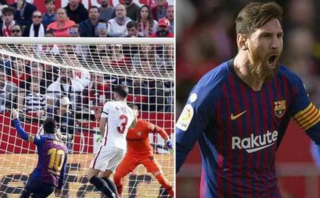 """Barca - Sevilla: Messi """"mở tài khoản"""" bàn thắng ở mùa giải 2019/2020?"""