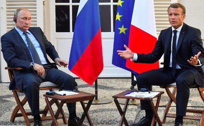 Nỗ lực về Ukraine của Pháp, Đức khiến châu Âu 'bối rối'