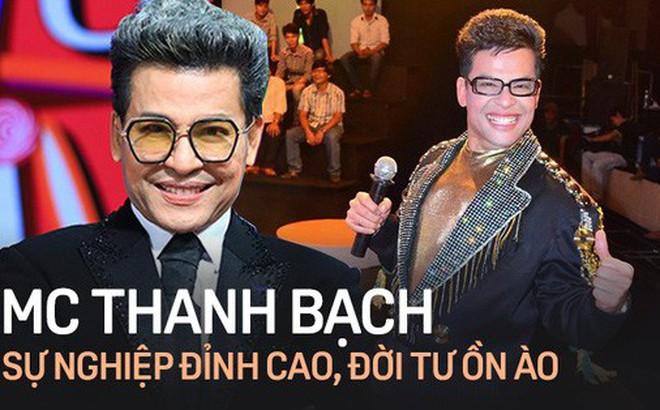 MC Thanh Bạch một thời làm bá chủ gameshow, lập cả kỷ lục Guinness trước khi bị vợ cũ Xuân Hương 'vén màn' cuộc sống hôn nhân