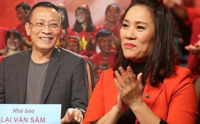 """MC Lại Văn Sâm- MC Tạ Bích Loan: """"Cặp đôi vàng"""" trong làng MC"""