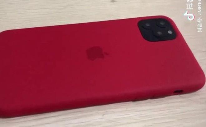 Phụ kiện biến iPhone X, XS thành iPhone 11 Pro