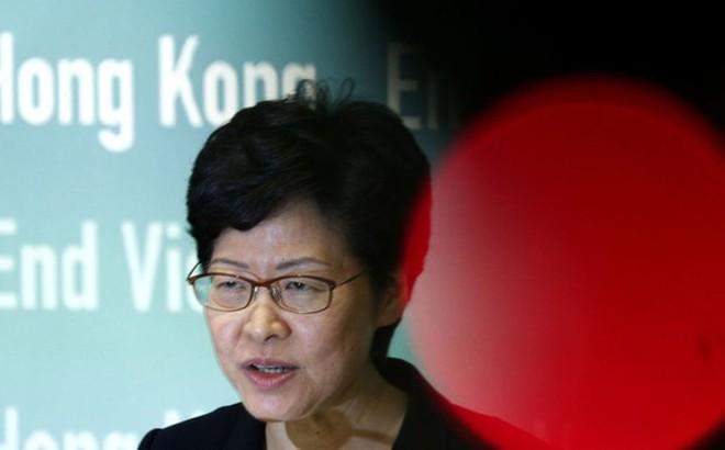 Trưởng đặc khu Hong Kong cảnh báo quân đội Trung Quốc can thiệp nếu tình hình xấu đi