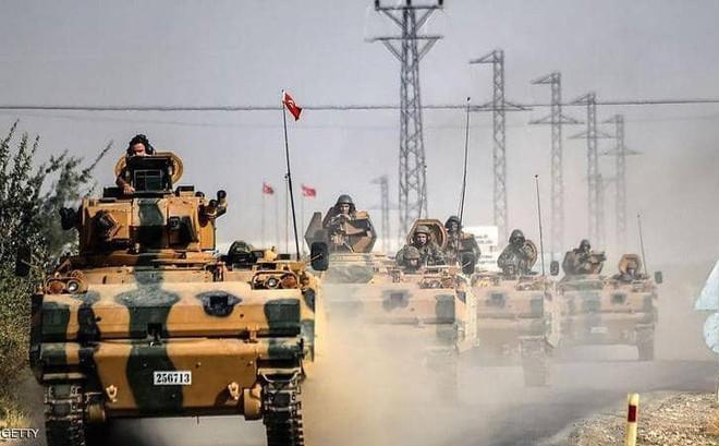Tấn công vào Syria, Thổ Nhĩ Kỳ muốn vẽ lại bản đồ xung đột?