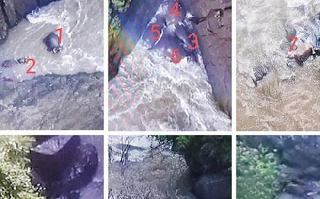 Lại thêm một đàn voi chết thảm tại thác nước địa ngục ở Thái Lan
