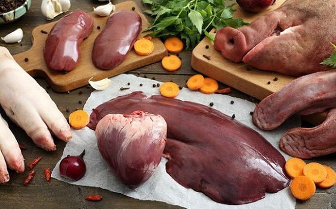 Bác sỹ dinh dưỡng khuyến cáo gì khi cho trẻ ăn nội tạng động vật?