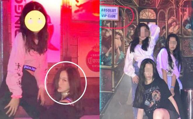 Sự thật về loạt ảnh tụ tập ăn chơi tại quán bar người lớn của cô con gái 13 tuổi hở hàm ếch nhà Vương Phi