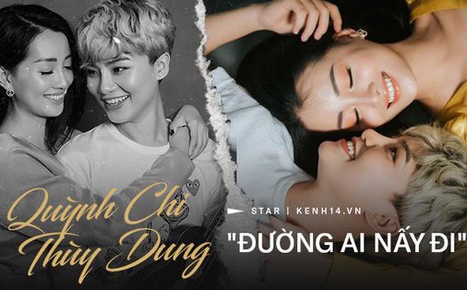 Giữa loạt bằng chứng nghi vấn rạn nứt tình ái, cặp MC đồng giới Quỳnh Chi - Thùy Dung chính thức lên tiếng