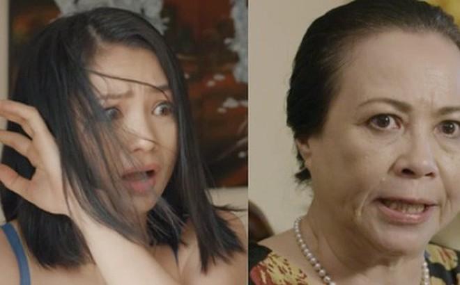 """Hoa Hồng Trên Ngực Trái tập 19: Bà Kim đầu độc con dâu đến vô sinh vì tội """"tiểu tam"""" mồi chài bố chồng?"""