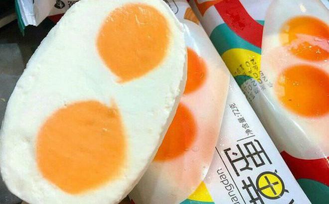 Hà Nội se lạnh, cơn sốt kem 2 trứng muối, ráo riết lùng mua