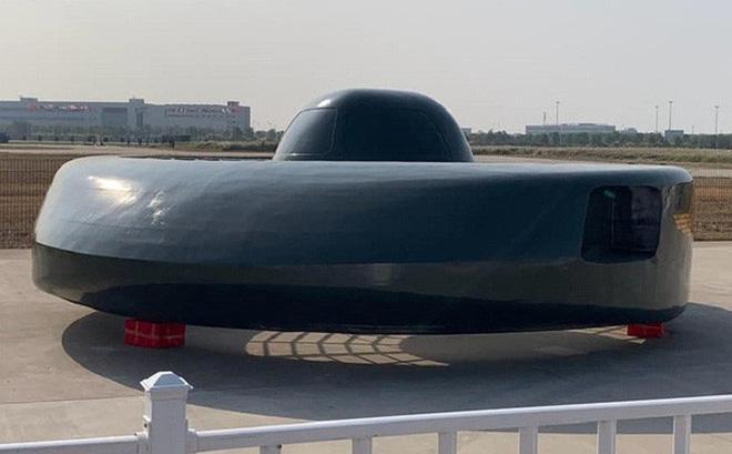 Khám phá trực thăng 'Siêu cá mập trắng lớn' giống robot hút bụi của Trung Quốc