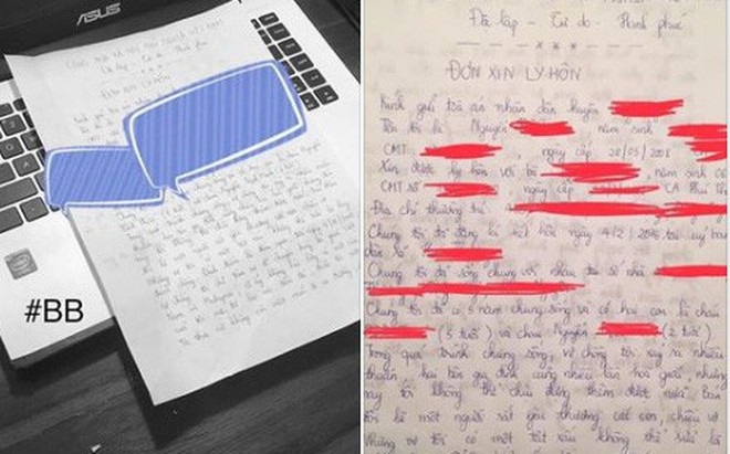 Vụ ly hôn sốc nhất năm: Nguyên nhân từ trận đấu của đội tuyển Việt Nam, chồng hì hục viết đơn vì một màn đấm đá
