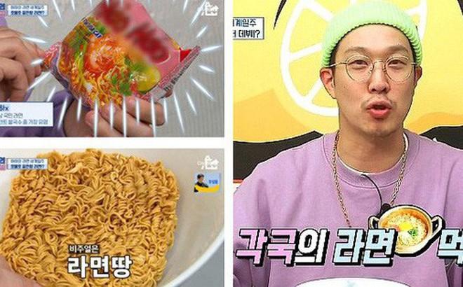 """Sống giữa thiên đường mì ăn liền, người Hàn Quốc vẫn """"đóng thùng"""" mua sỉ mì gói Việt Nam về là vì sao?"""