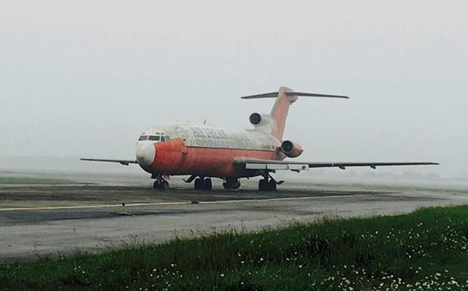 Tiết lộ sốc máy bay Boeing bỏ quên ở Nội Bài: Giá trị như... sắt vụn?