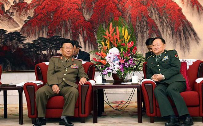 Tướng quân đội cấp cao Trung Quốc tới Triều Tiên giữa lúc đàm phán hạt nhân bế tắc