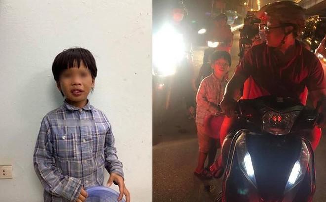 Công an xử lý cô bé ăn xin như đòi nợ, chửi đánh người không cho tiền ở Hà Nội
