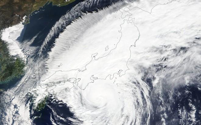 """Tại sao cơn bão Hagibis đổ bộ Nhật Bản được ví như """" Thần chết """""""