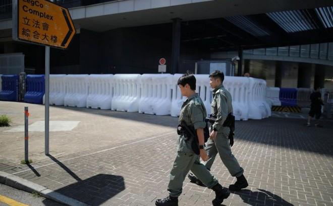 Cảnh sát Hong Kong xây nhà nghỉ hưu cho nhân viên ở đại lục