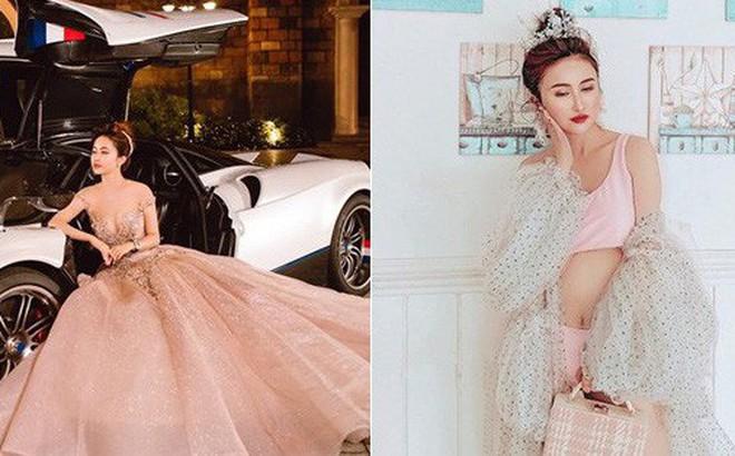 """Sau chuỗi scandal mượn ảnh sống ảo, Mina Phạm - vợ 2 Minh Nhựa đã quyết đầu tư hình ảnh sang xịn đến """"hú hồn"""" thế này"""