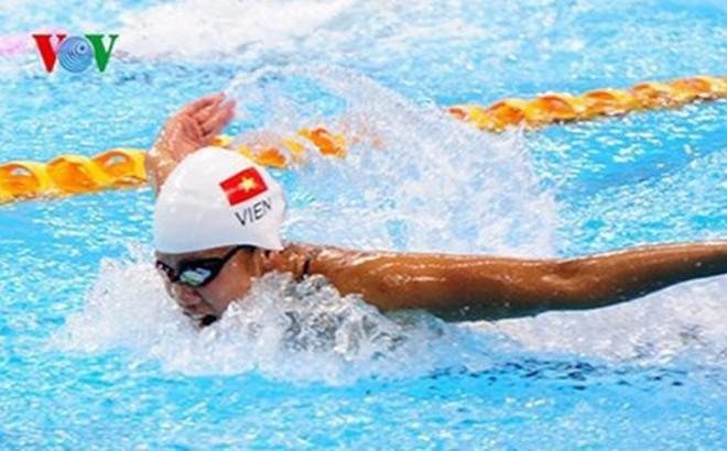 Ánh Viên giành HCB tại Đại hội thể thao Quân sự thế giới