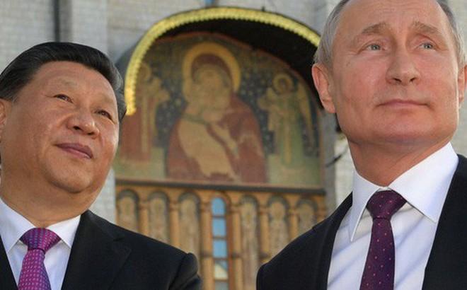 Giữa căng thẳng thương mại Mỹ-Trung, Nga tỏ thái độ 'trấn an' Bắc Kinh