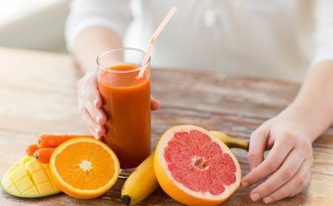 Uống nhiều nước ép trái cây có thật sự tốt cho sức khỏe?