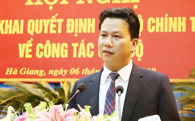 Phê chuẩn Bí thư Hà Giang Đặng Quốc Khánh làm Trưởng đoàn ĐBQH