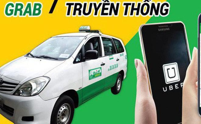 Đề xuất mới nhằm quản lý Grab và taxi công nghệ tại VN