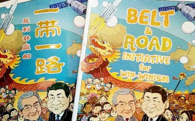 Malaysia cấm truyện tranh về 'Vành đai và Con đường' vì vô cảm với văn hóa