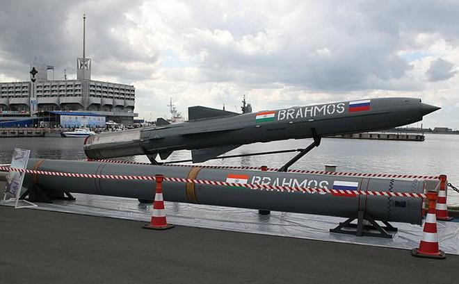 Lộ quốc gia Đông Nam Á muốn sở hữu tên lửa siêu thanh BrahMos