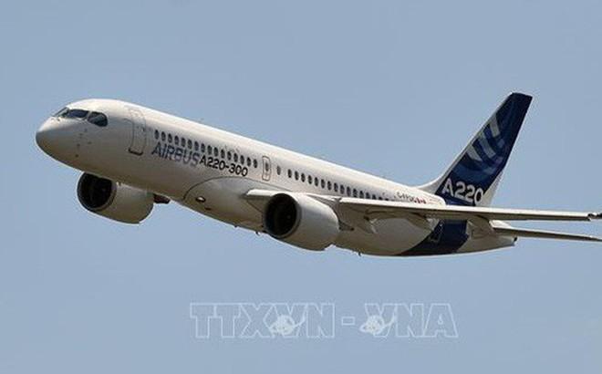Cảnh báo sự cố động cơ của Airbus A220 khi đạt độ cao hơn 10.000 mét