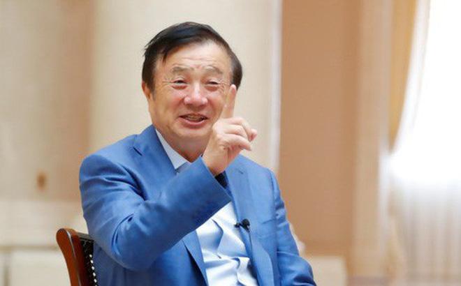 CEO Huawei lại nhún nhường: 'Nhờ ơn ông Trump, nhân viên chúng tôi đã biết sợ hãi mà làm việc chăm chỉ hơn'