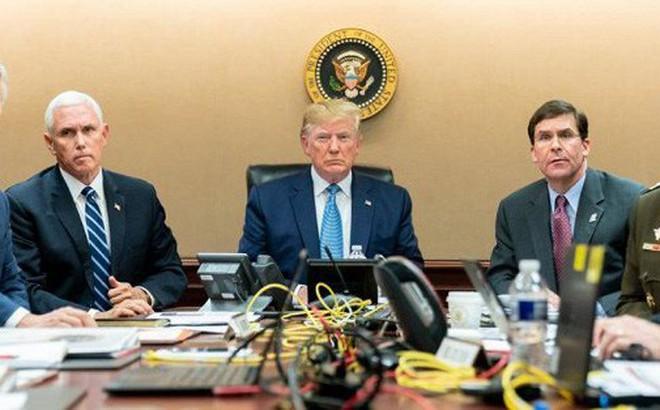 Ông Trump nói thủ lĩnh IS 'khóc thút thít' trước khi chết, quan chức Mỹ nói không biết thông tin ở đâu
