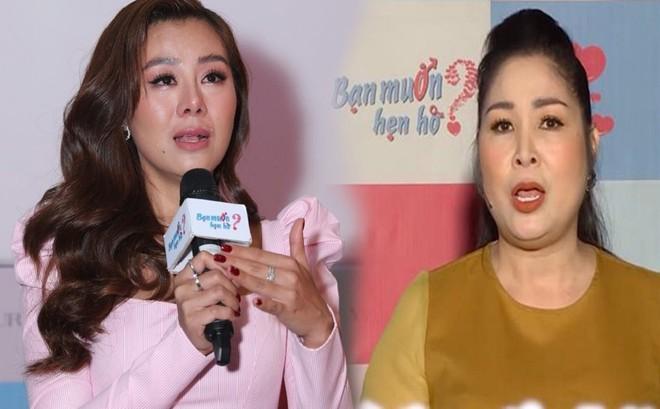 """Vì sao Nam Thư bật khóc tuyên bố ngừng làm MC """"Bạn muốn hẹn hò""""?"""