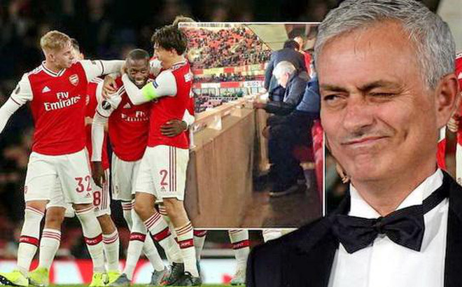 HLV Mourinho sẵn sàng trở lại Anh giải cứu Arsenal!