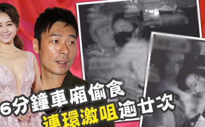 """Tin đồn nóng nhất Cbiz hiện nay: Á hậu """"tiểu tam"""" lỡ có thai, cha đứa trẻ chính là chồng diva hàng đầu Hong Kong?"""