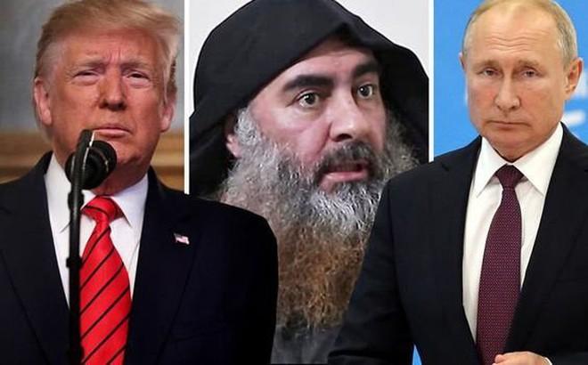 Vì sao Nga quyết không công nhận Mỹ đã tiêu diệt thủ lĩnh IS ở Syria?