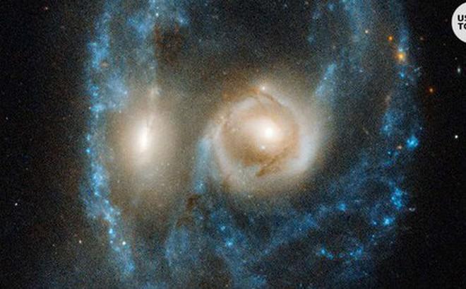 """Những """"bóng ma đáng sợ"""" trong không gian mà NASA chụp lại được"""