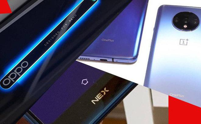 Công ty điện thoại này đã vượt mặt Xiaomi, Apple, Huawei và gần đuổi kịp Samsung nhưng không một ai hay biết