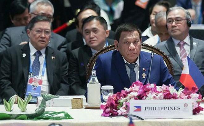 Tổng thống Philippines kêu gọi ASEAN giải quyết vấn đề Biển Đông