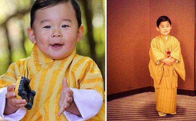 Mới 3 tuổi, tiểu Hoàng tử Bhutan đã thể hiện khí chất ngời ngời của một đấng quân vương trong bức hình mới nhất gây sốt dư luận
