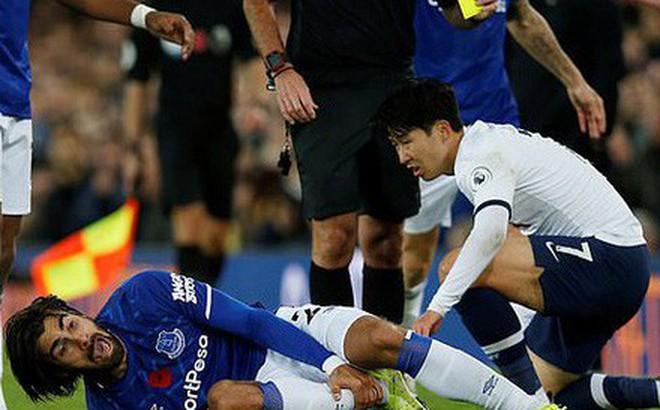 """Pochettino: """"Tiếc cho Gomes nhưng Son Heung Min không đáng bị thẻ đỏ"""""""