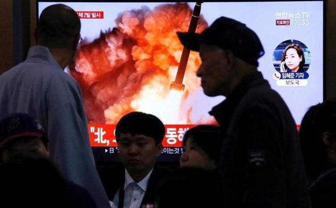 Được Trung Quốc hỗ trợ, Triều Tiên bắt đầu cứng rắn với Mỹ