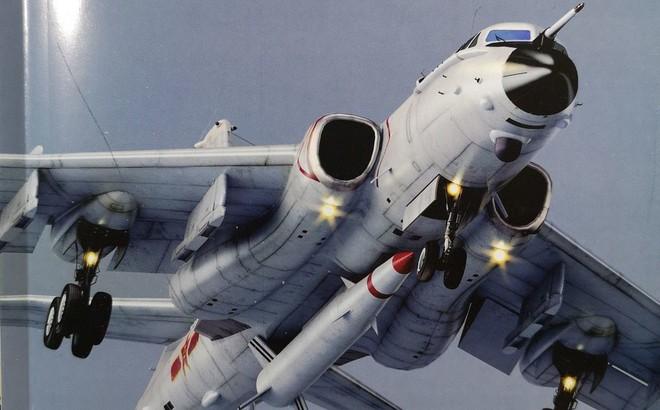 Bức ảnh hé lộ tên lửa đạn đạo mới của Trung Quốc: Mỹ bắt đầu run sợ là vừa?