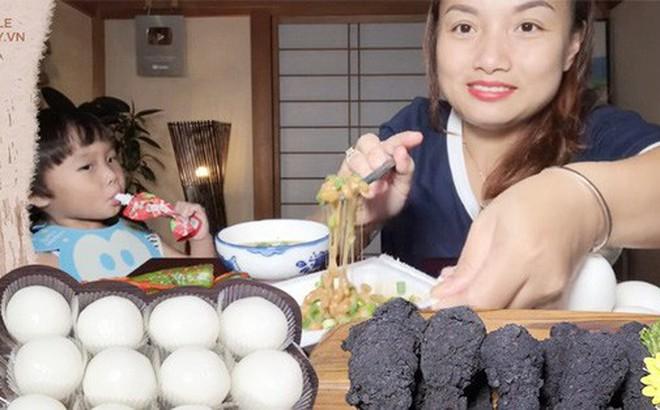 Những món ăn chỉ ở Nhật mới có xuất hiện trên kênh Youtube của Quỳnh Trần JP, đặc biệt nhất là món có mùi thối và đồ ăn sống