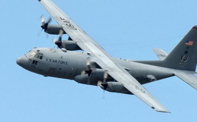 Binh sĩ Mỹ rơi khỏi máy bay huấn luyện, mất tích trên Vịnh Mexico