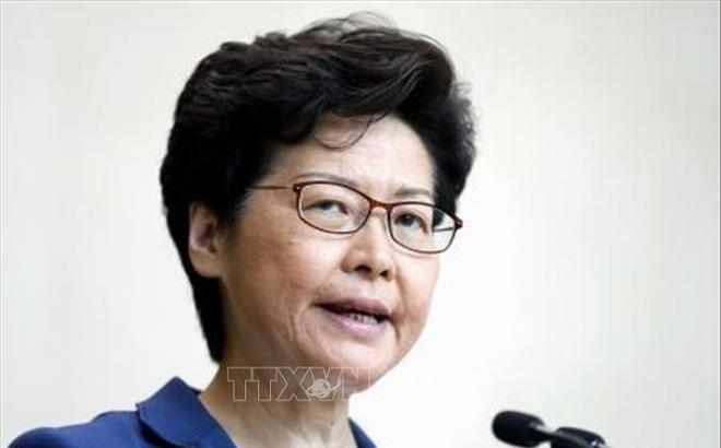 Lãnh đạo Hong Kong (Trung Quốc) lên án vụ tấn công bằng dao nhằm vào nhà lập pháp