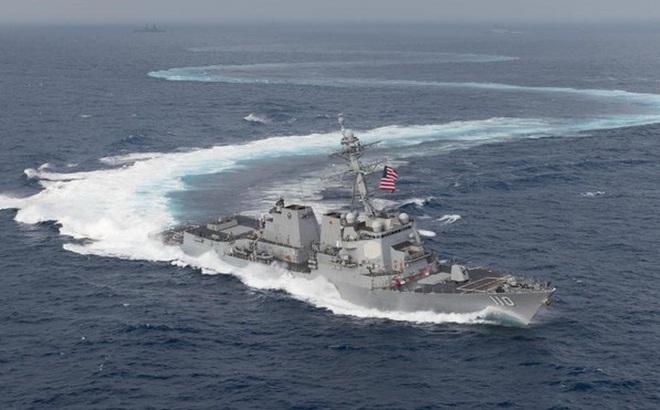 """Hé lộ """"tử huyệt"""" khiến Hạm đội Thái Bình Dương Mỹ bị tiêu diệt trong 7 phút"""