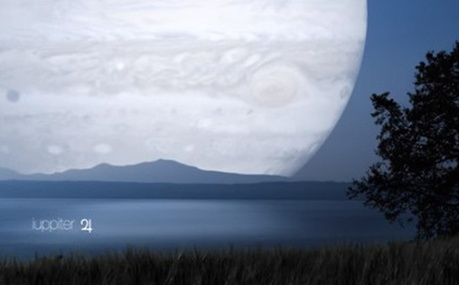Điều gì xảy ra nếu các hành tinh trong Hệ Mặt trời thay thế Mặt Trăng?