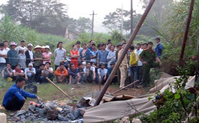 Thiếu tá bị điện giật tử vong khi kéo cáp quân sự ở Phú Quốc